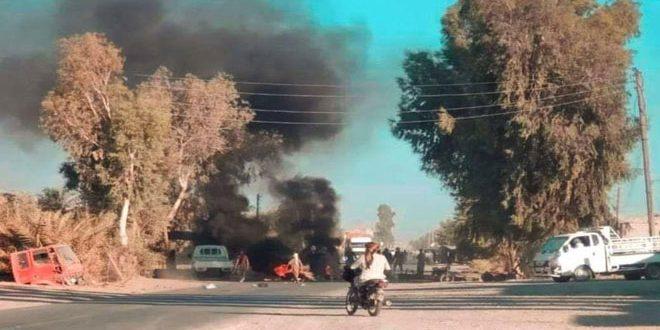 הפגנות חדשות בריף דיר א-זור נגד פשעי קסד