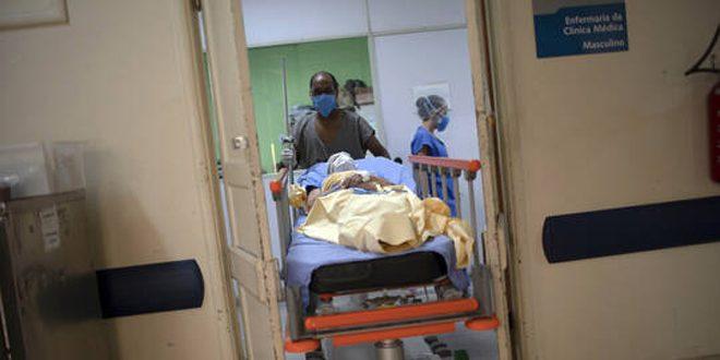 במקסיקו מתו 274 בני אדם מקורונה ביממה האחרונה