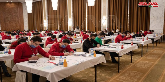 В Дамаске стартовал финальный этап Сирийской научной олимпиады школьников