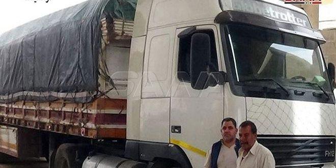 فتح معبر نصيب جابر الحدودي أمام الشاحنات غداً