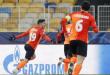شاختار دونيتسك يفوز على ريال مدريد في دوري أبطال أوروبا