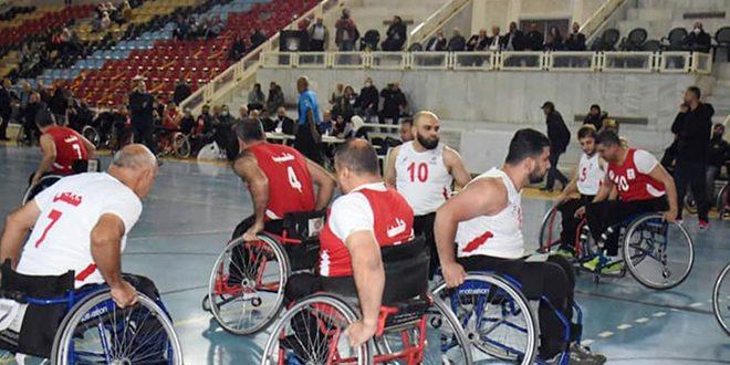 بمناسبة اليوم العالمي لذوي الإعاقة… مهرجان رياضي في صالة تشرين