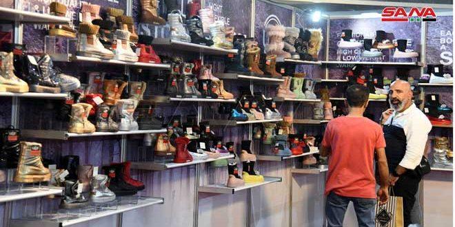 أكثر من 100 شركة في معرض سيلا الدولي التصديري للأحذية والمنتجات الجلدية